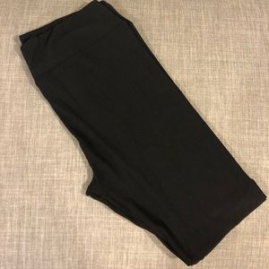LuLaRoe Black TC Leggings NEW